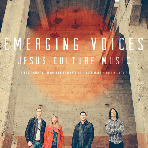 Emerging Voices Album Artwork