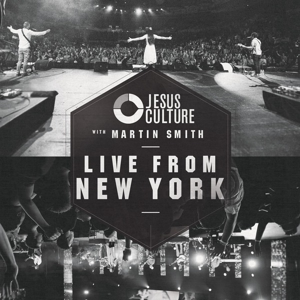 Live From New York Album Artwork