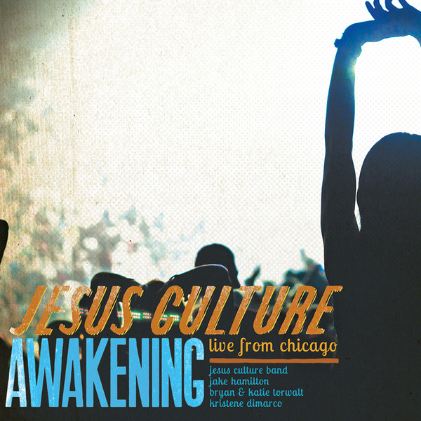 Awakening: Live From Chicago Album Artwork