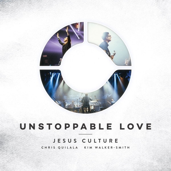 Unstoppable Love Album Artwork